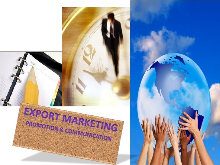 export marketing Marketing is defined as using all of the resources of the organization to satisfy customer needs for a profit the difference between export marketing and domestic marketing is simply that it takes place across national borders this means that you are faced with barriers to trade that you will not have encountered before, such as differing.