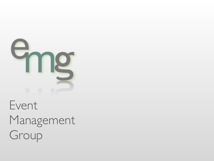 eEventManagementGroup