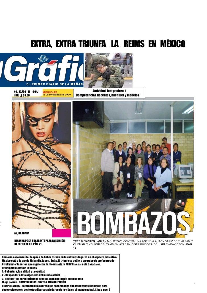 EXTRA, EXTRA TRIUNFA LA REIMS EN MÉXICO                                                                        elgrafico.m...