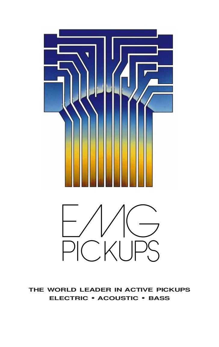 THE WORLD LEADER IN ACTIVE PICKUPS    ELECTRIC   •   ACOUSTIC   •   BASS