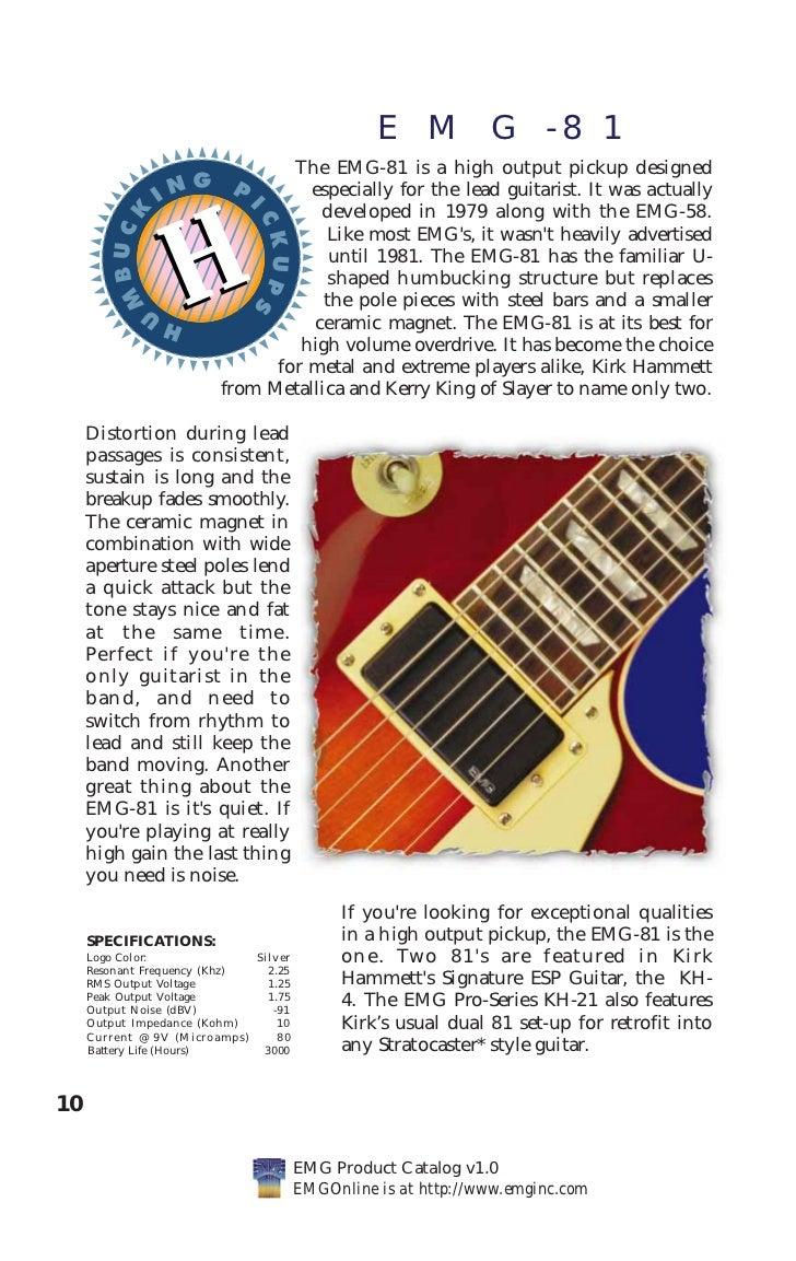 Emg Cat Hi Kirk Hammett Wiring Diagram 11