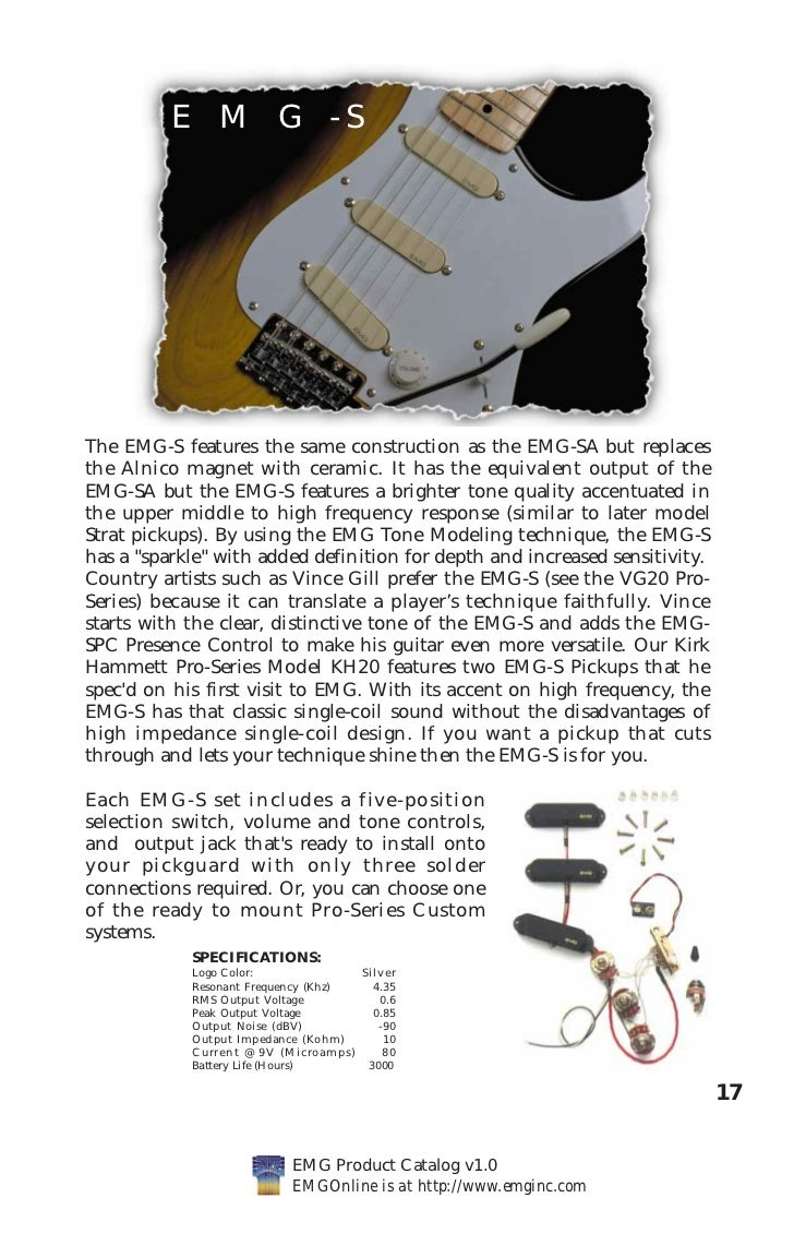 Amazing Emg Pickup Wiring Diagram Polaris Magnum 500 Fuse Box Wire ...
