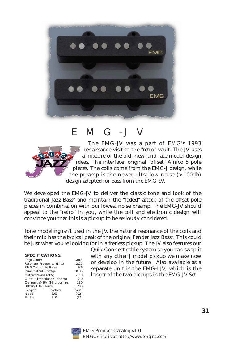 Emg Wiring Diagram Archive Schematic Diagrams Solderless Trusted Guitar