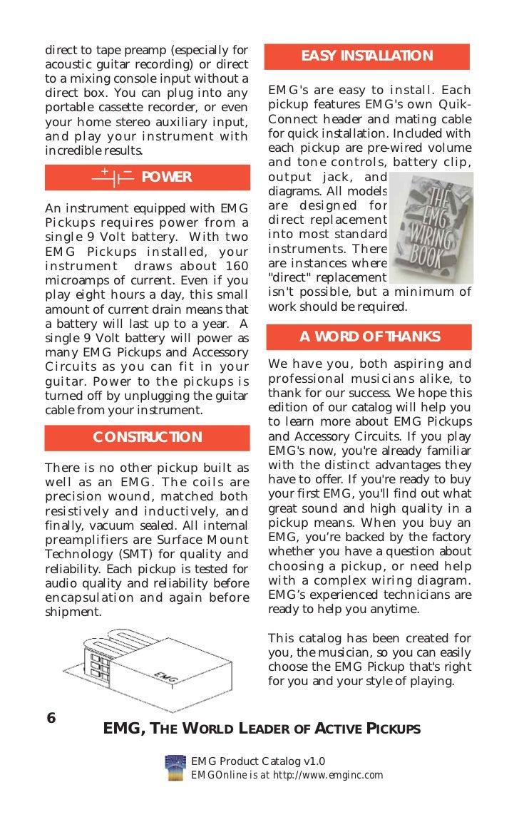Emg cat hi Flush Mount Output Jack Wiring Diagram on phone jack diagram, phono jack diagram, jack parts diagram, jack plug, jack pump diagram,
