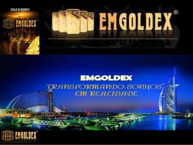Emgoldex - investindo em ouro 2000 - 2013 Valorização do Ouro  + 500%  Add text title