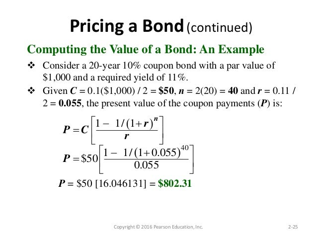 Find coupon rate of a bond
