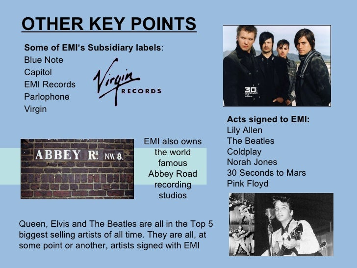 Case Study | EMI Music - V4 Production Music Search System