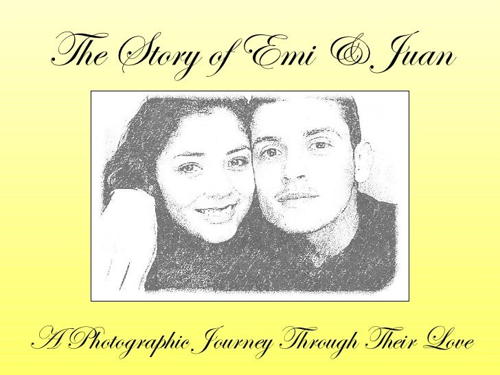 The Story of Emi & Juan A Photographic Journey Through Their Love