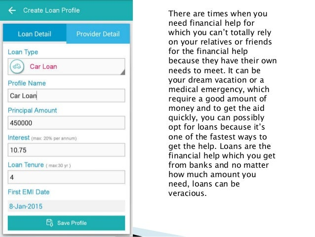 Emi Calculator Easy To Know Your Monthly Loan Payment