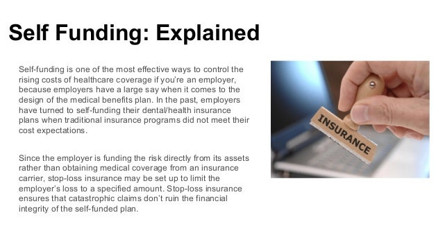The Benefits of Self-Funded Health Insurance