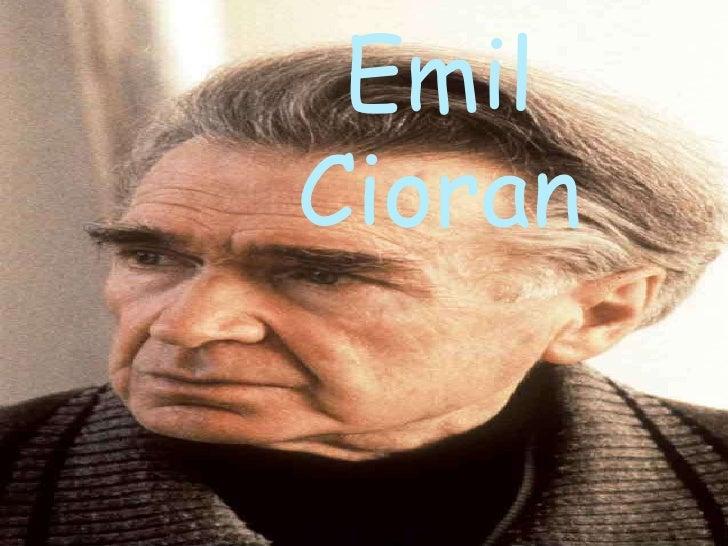 EmilCioran
