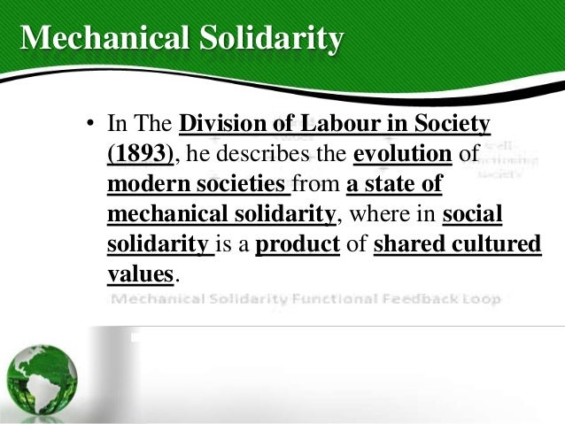 emile durkheim division of labor Émile durkheim was a pioneer of french sociology and the author of the division of labour  emile durkheim biography  he felt that the division of labor.