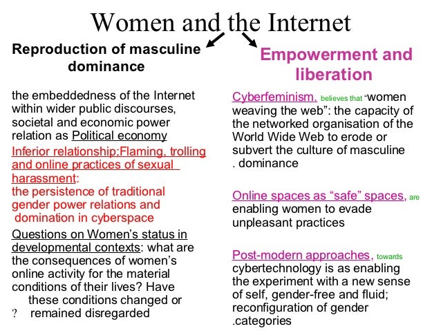 Emilia Nercessians: GENDER, TECHNOLOGY, AND REDEFINITION OF POWER  RELATIONSHIP