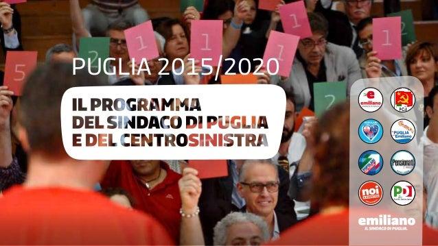 Puglia 2015/2020