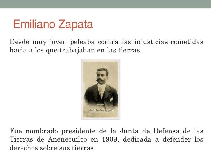 Movimientos RevolucionariosEmiliano Zapata Movimientos Movimientos RevolucionariosEmiliano Zapata RevolucionariosEmiliano H2WYEDIe9