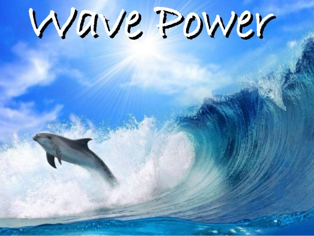 Wave PowerWave Power
