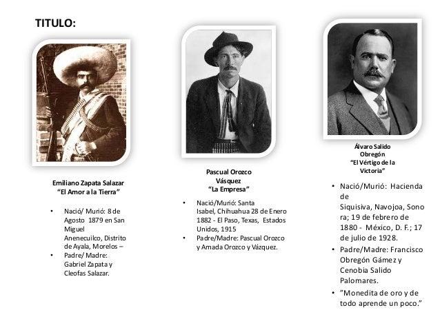"Álvaro Salido Obregón ""El Vértigo de la Victoria"" • Nació/Murió: Hacienda de Siquisiva, Navojoa, Sono ra; 19 de febrero de..."