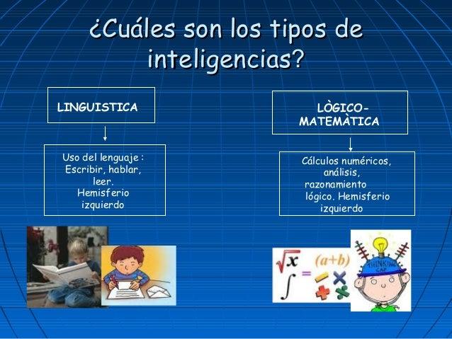 Inteligencias múltiples . Slide 3