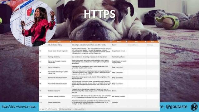 #SearchLove @goutaste HTTPS http://bit.ly/aleyda-https