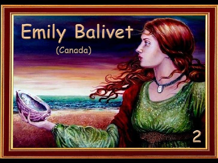 Emily Balivet<br />(Canada)<br />2<br />