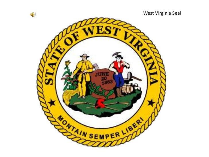West Virginia Seal<br />