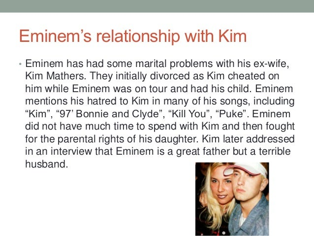 Does Eminem have 2 daughters?