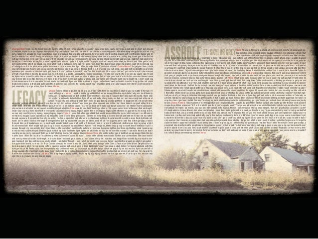 eminem the marshall mathers lp 2 digital booklet mmlp2