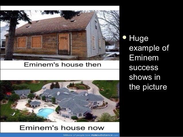 Eminem Towards His Career