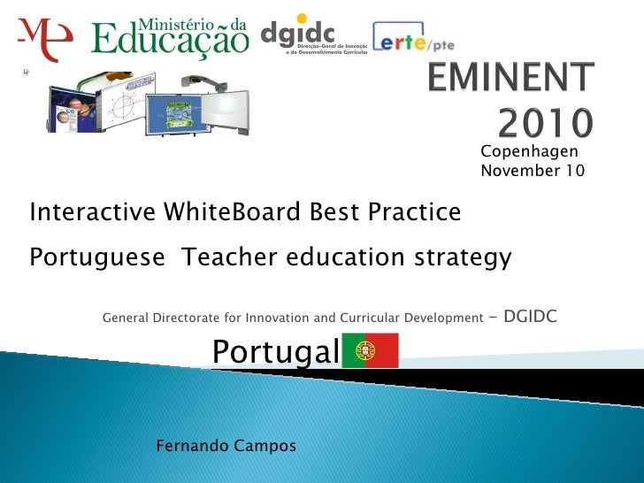 Copenhagen                                                                  November 10Interactive WhiteBoard Best Practic...