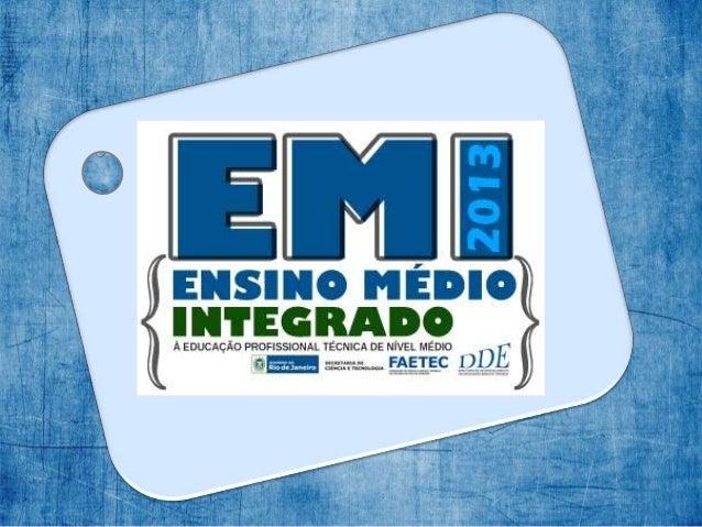 1. Quais os principais desafios na implantação do EMI? Ausência de encontros sistemáticos para oplanejamento conjunto e i...