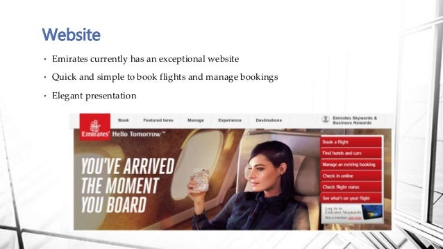 marketing plan for emirates airline Clearly the marketing and pr of emirates had a crisis management strategy,  execution plan and policy in place to handle future crisis.