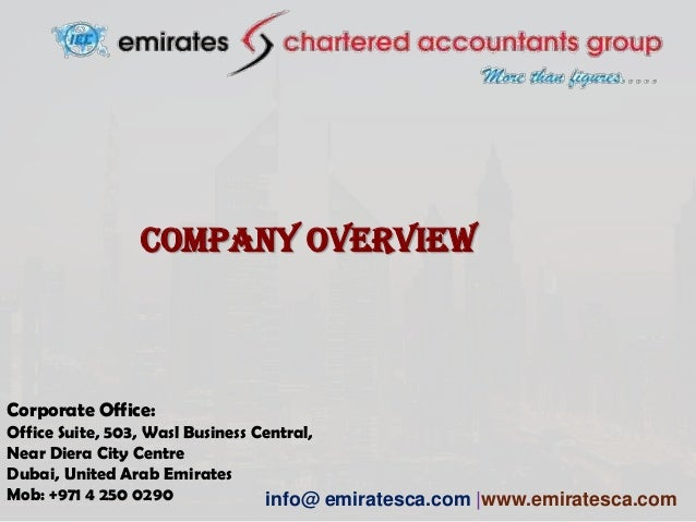 Corporate Office: Office Suite, 503, Wasl Business Central, Near Diera City Centre Dubai, United Arab Emirates Mob: +971 4...