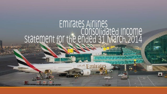 financial analysis at emirates airlines View homework help - emirates airlines financial analysisedited from  finance 2807 at university of nairobi running head: emirates airlines.