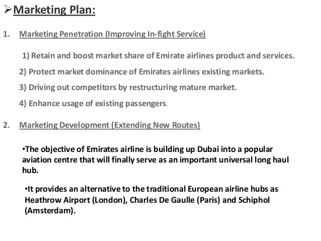 emirates airlines strategic objectives Strategic analysis of emirates airline [name of the writer] [name of the institution] table of contents introduction 1 section a (situational analysis) 1 1 internal analysis 1 11 tangible sources 2 12 intangible value 2 13 established value chain 2 14 key strategies employed 3 2.