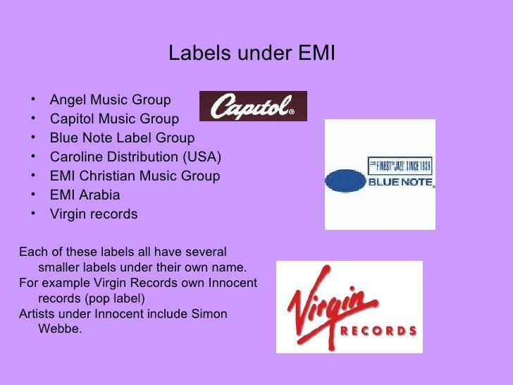 Labels ...