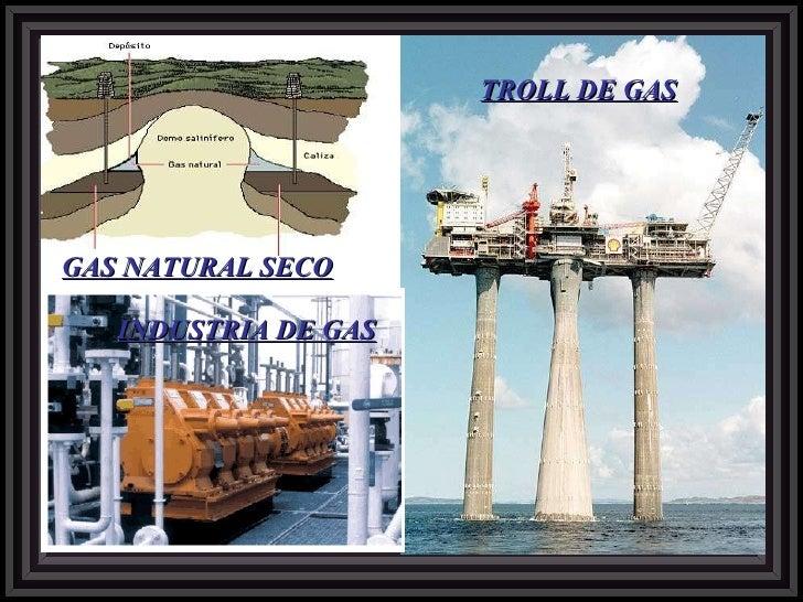 GAS NATURAL SECO TROLL DE GAS INDUSTRIA DE GAS