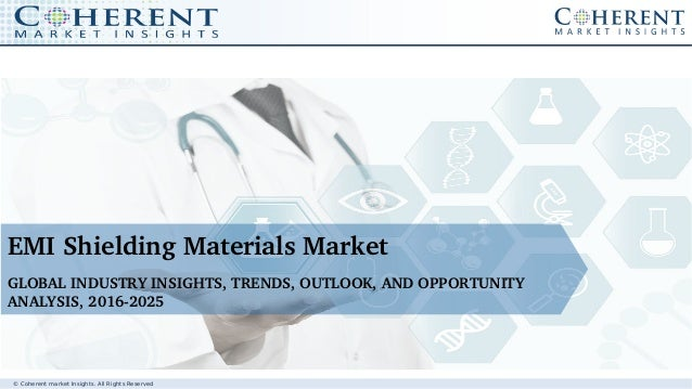 © Coherent market Insights. All Rights Reserved EMIShieldingMaterialsMarket GLOBALINDUSTRYINSIGHTS,TRENDS,OUTLOOK,...