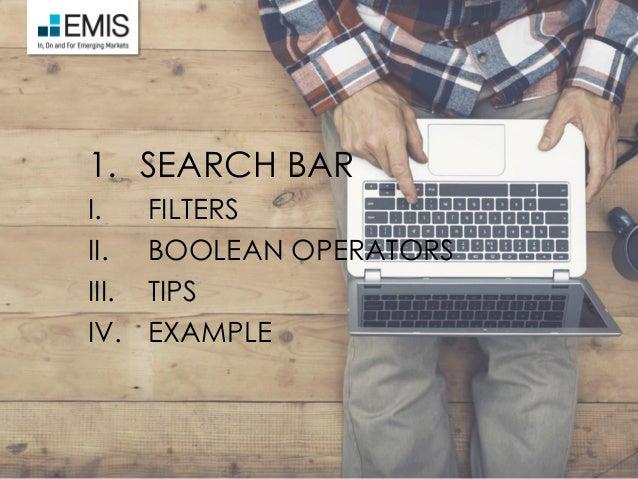 EMIS User Guide Slide 3
