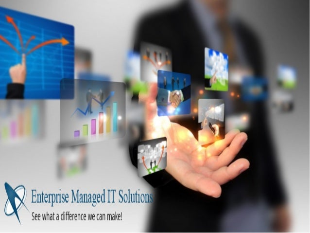 It Outsourcing Service Image : It outsourcing services of enterprise managed solutions