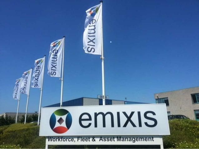   workforce, fleet and asset management. www.emixis.com