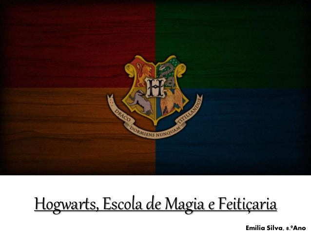 Hogwarts, Escola de Magia e Feitiçaria Emília Silva, 8.ºAno