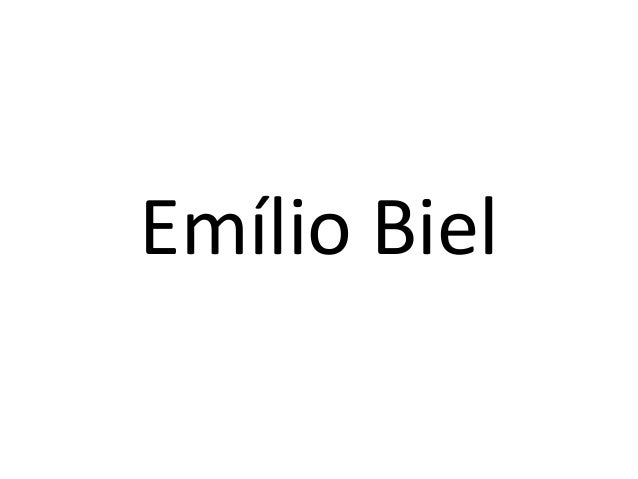 Emílio Biel