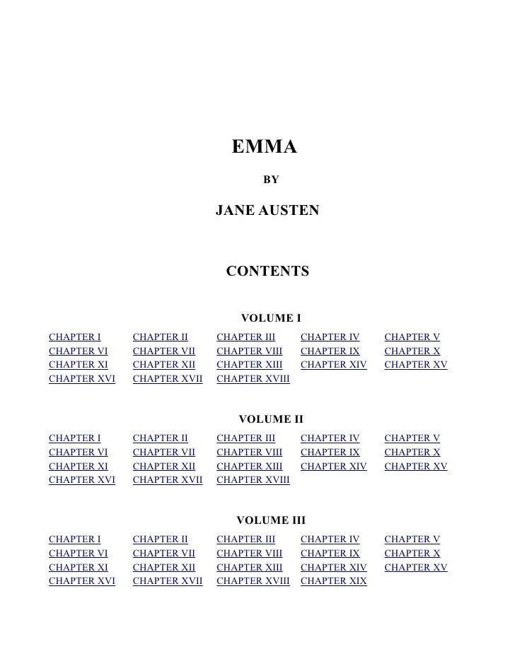 EMMA                                      BY                               JANE AUSTEN                                  CO...
