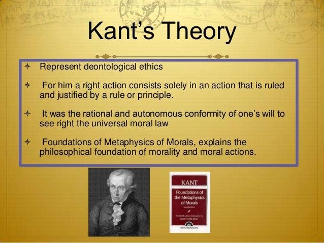 deontological ethics