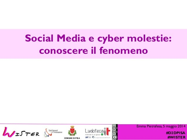 Emma Pietrafesa, 5 maggio 2014 #D2DPISA #WISTERCOMUNE DI PISA Foto di relax design, Flickr Social Media e cyber molestie: ...