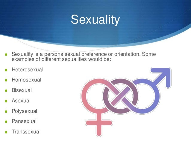 Examples of polysexuality