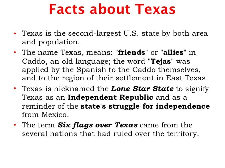 21 Weird Things You Never Knew About Texas Gallery