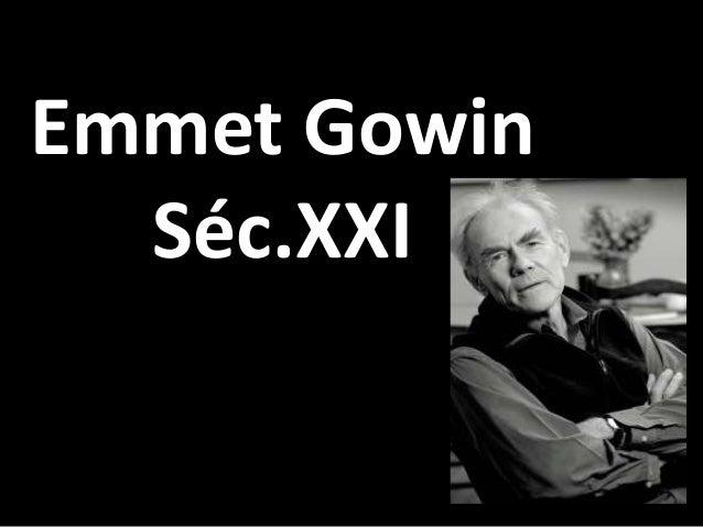Emmet Gowin Séc.XXI