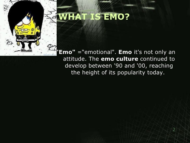 emo culture Museum of pop culture search the site support mopop.