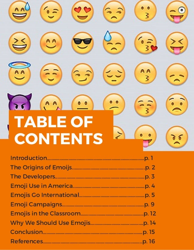 emojis as the new means of communication